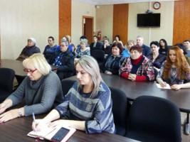 Прошло обучение наблюдателей от ОП Хабаровского края в Верхнебуреинском районе