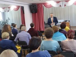 В Хабаровском крае завершился процесс обучения наблюдателей на выборах 18 марта
