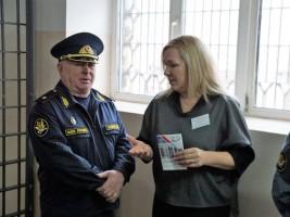 Виктория Макарчук: «На голосовании в хабаровских СИЗО явка 100%»