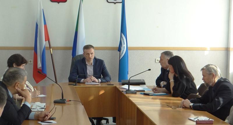 ОП Хабаровского края обсуждает организацию общественного наблюдения на выборах