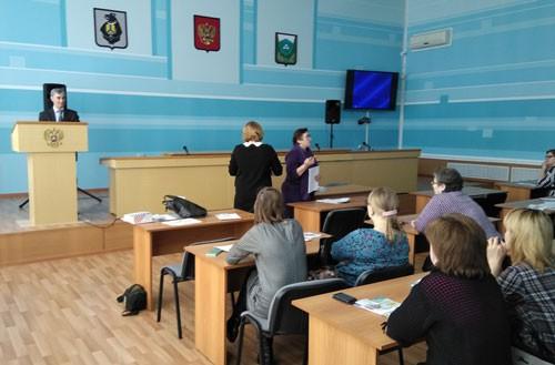 Обучение наблюдателей прошло в трех районах Хабаровского края